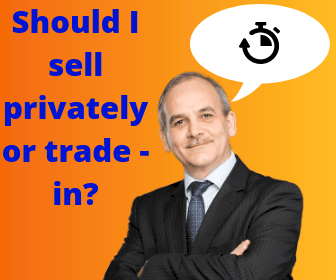 Should I sell my car privately or trade-in?
